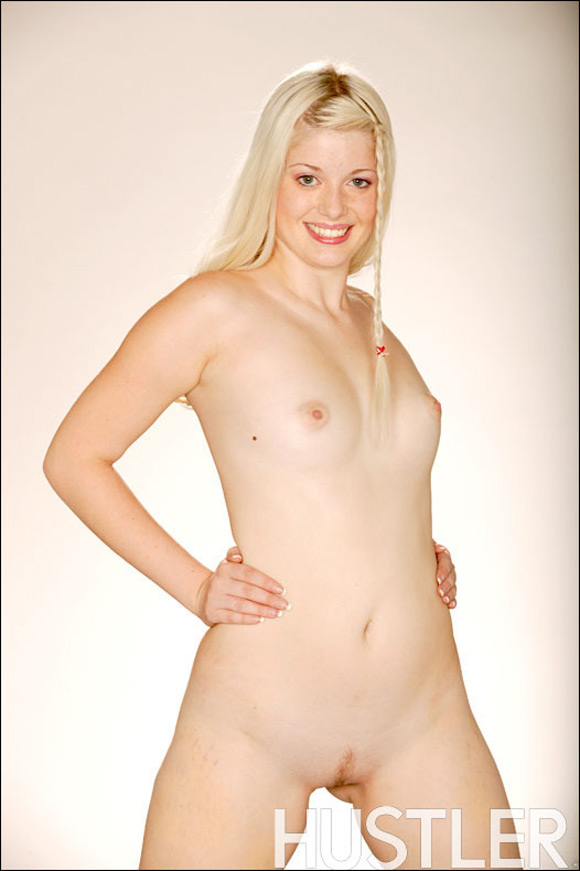 Charlotte Naked Barely Legal Girl